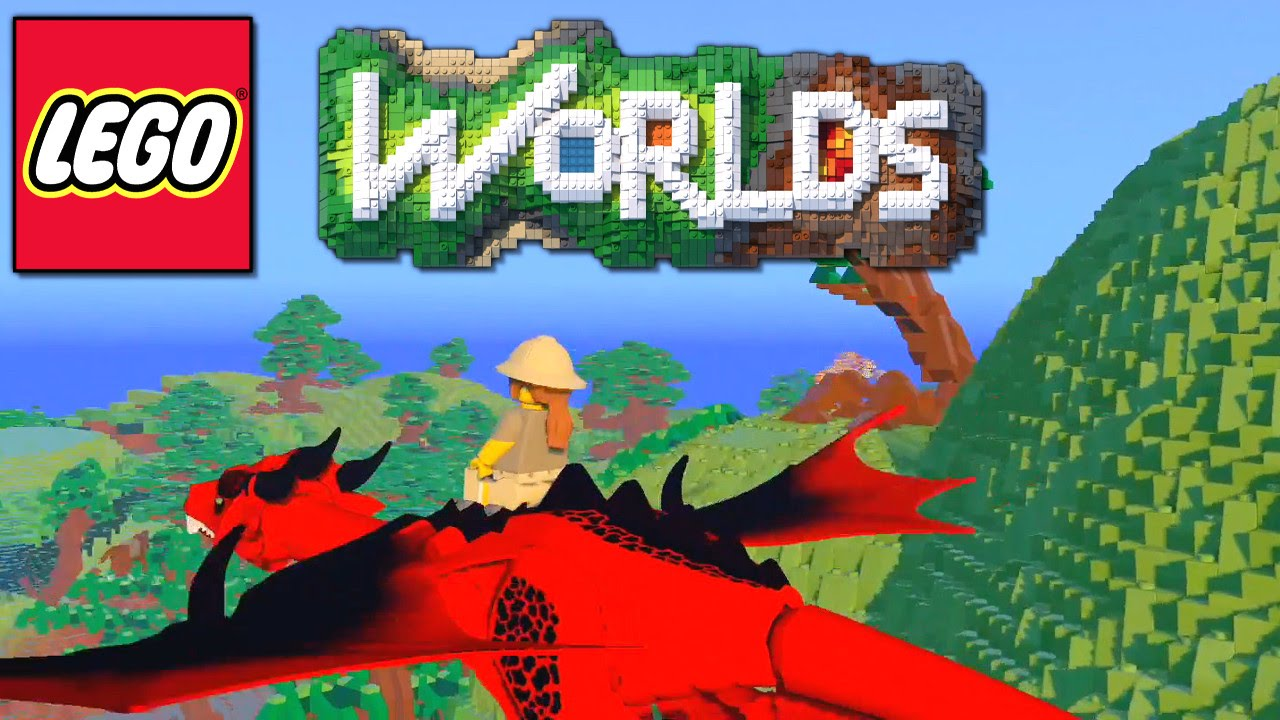 Featured Image for First Hour with Lego Worlds Reveals Dragons and Helicopters