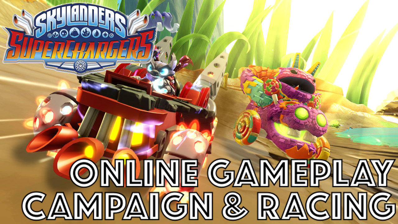 Featured Image for Skylanders SuperChargers Online Mode Revealed