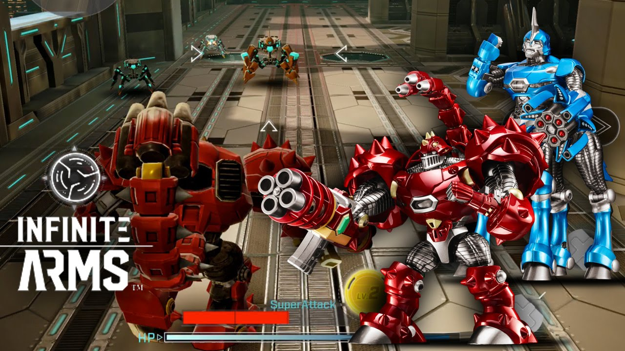 Featured Image for Infinite Arms Combines Modular Robots with Skyladners Technology