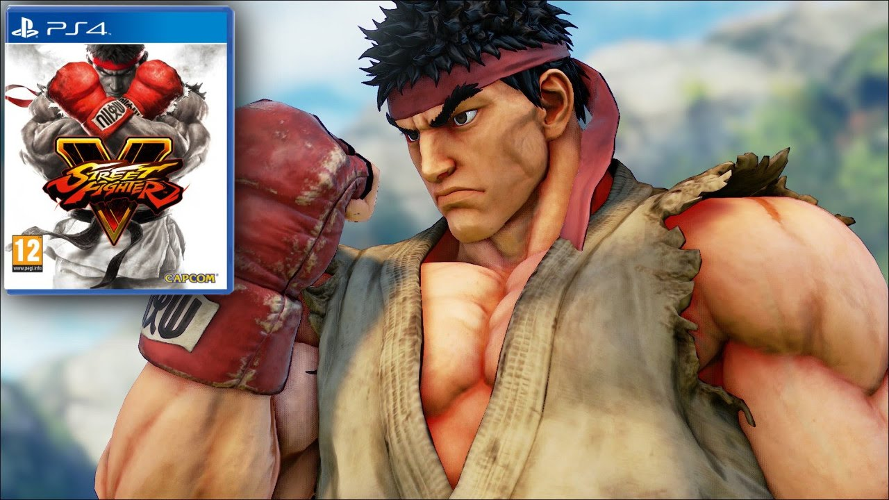 Featured Image for Parents' Guide to Street Fighter V (PEGI 12+)